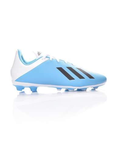 Adidas Performance X 19.4 Fxg J fiú Foci cipő #kék