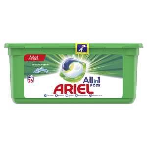 Ariel Allin1 Pods Mountain Spring Mosókapszula - 26 mosás