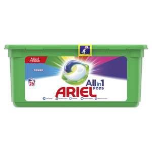 Ariel Allin1 Pods Color Mosókapszula - 26 mosáshoz