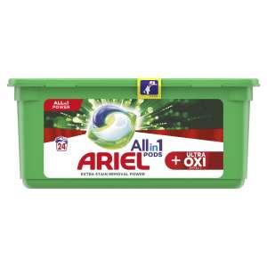 Ariel Allin1 Pods +OXI Mosókapszula - 24 mosás
