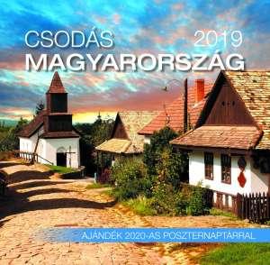 2019 naptár: Csodás Magyarország 31396178 Naptár