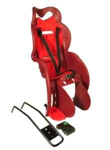 HTP Sanbas Gyerekülés kerékpárra #piros