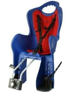 HTP Sanbas Gyerekülés kerékpárra #kék-piros