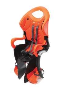 Bellelli Tiger Relax B-Fix Gyerekülés kerékpárra #narancssárga-fekete
