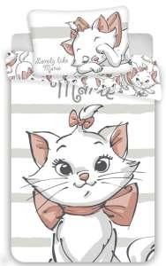 Disney Ágyneműhuzat - Marie cica
