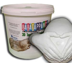 Pocakszobor készítő összeállítás - BabaTappancs 31411057 Lenyomatkészítő