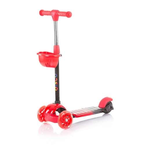 Chipolino Disco Roller #piros-fekete 2019