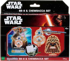 Aquabeads Star Wars Chewbacca és BB-8 szett 31415551 Gyöngy, gyöngyfűző