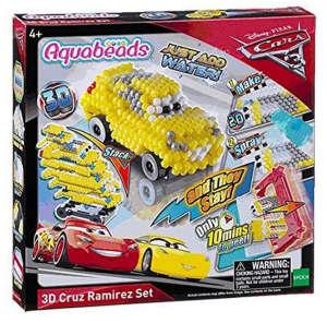 Aquabeads Verdák 3D Ramirez gyöngy autó 31415552 Gyöngy, gyöngyfűző