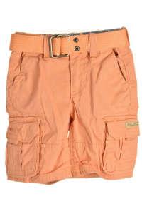 Tommy Hilfiger öves fiú Rövidnadrág #narancssárga 31415693 74