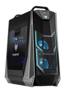 Acer Predator Orion 9000 - P09-600 - i7 - 004 - Gamer asztali gép DG.E19EU.004 31474235 Asztali számítógép