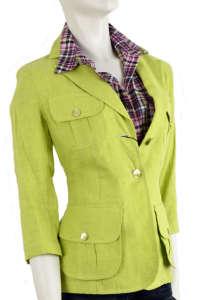 Női Zakó #zöld 31417442 Női pulóver, kardigán