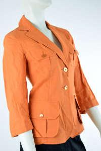 Női Zakó #narancssárga 31417503 Női pulóver, kardigán