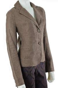 Selection női Blézer #barna 31417571 Női pulóver, kardigán