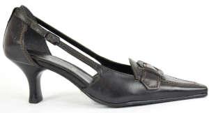 Comma magassarkú női Cipő #fekete 31418060 Női alkalmi cipő