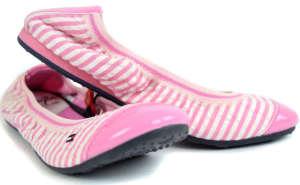 Tommy Hilfiger lány Utcai cipő - Csíkos #rózsaszín 31433720 Utcai - sport gyerekcipő
