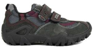 Imac fiú Utcai cipő #sötétszürke 31418101 Utcai - sport gyerekcipő