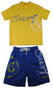 2 részes fiú ruha Szett - Szörf 31418228 Ruha együttes, szett gyerekeknek