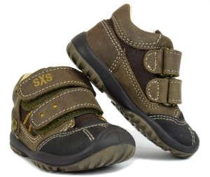 Imac sXs fiú Utcai cipő #barna 31418397 Utcai - sport gyerekcipő