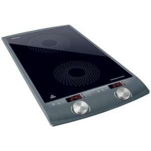 Sencor SCP 4202GY indukciós főzőlap (kétzónás) 31421039 Főzőlap