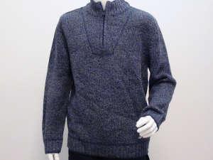 s. Oliver kék melírozott gyermek pulóver 31422886 Gyerek pulóver, kardigán