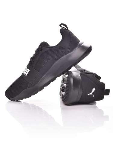 Puma wired jr. fiú Utcai cipő #fekete