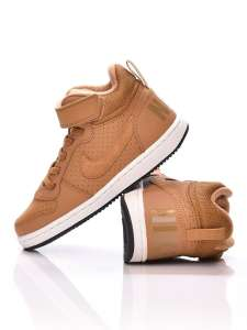Nike Boys Nike Court Borough Mid (Ps) gyerek Magasszárú cipő 31428606