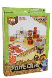 """Minecraft papírkészlet """"TNT"""" 48 darabos 31429002 Kreatív játék"""