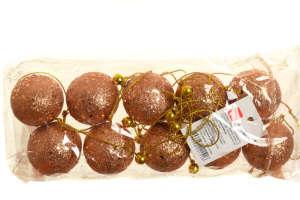 Karácsonyi Girland #réz 31430126 Girland