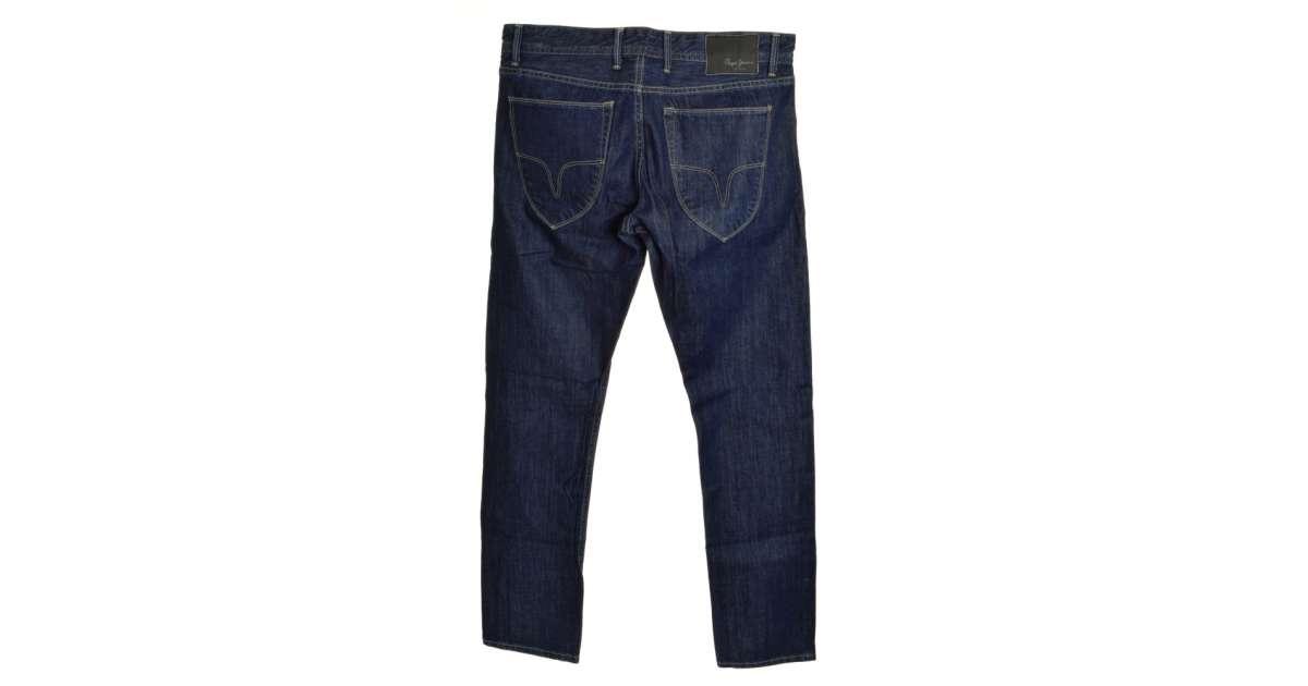 Pepe Jeans férfi Farmernadrág #sötétkék