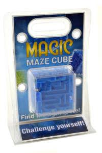 Magic Maze Cube labirintus játék 31431480 Fejlesztő játék iskolásoknak