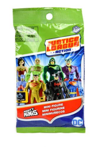Justice League mini meglepetés figurák