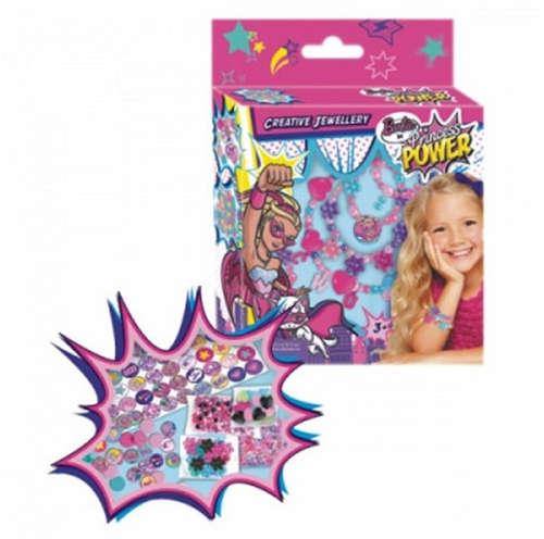 Barbie Ékszerkészítő szett