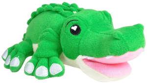 SoapSox krokodilos Fürdőpajtás 21cm 31431815 Fürdőjáték