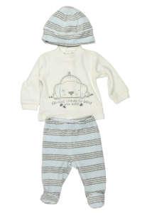 Boboli 3 részes baba ruha Szett -Kutya 31431857 Ruha együttes, szett gyerekeknek