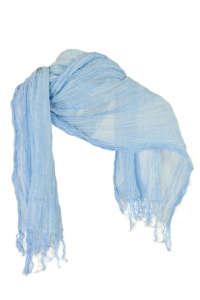 Gant redős női Kendő #kék 31431902 Női sál, sapka, kesztyű