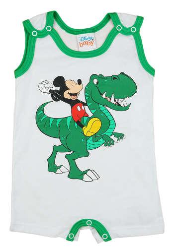 Disney ujjatlan baba Napozó - Mickey és dínó