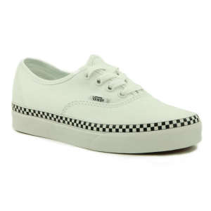 Vans Authentic fiú Utcai cipő #fehér 31433462 Vans Utcai - sport gyerekcipő