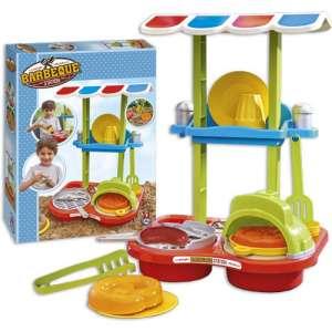 Grillezős játék gyerekeknek 31434508 Kerti homokozó