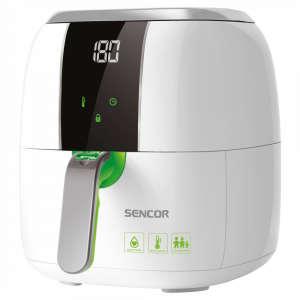 Sencor SFR 5320WH forrólevegős fritőz olajsütő 31435015 Olajsütő