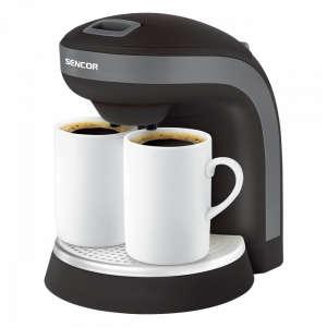 Sencor SCE 2000BK kávéfőző, 2 db ajándék bögrével 31435029 Kávéfőző és teafőző
