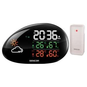 Sencor SWS 5200 időjárás-állomás, hőmérő 31435775 Időjárás állomás