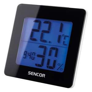 Sencor SWS 1500 B időjárás-állomás, hőmérő 31435870 Időjárás állomás