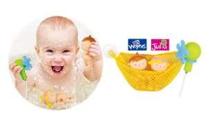 K's Kids fürdőjáték - Wayne és Júlia 31436211 Fürdőjáték