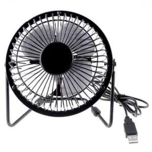 USB-s asztali ventillátor 31437710 Ventillátor