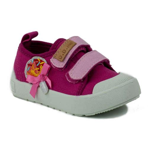 D.D.Step  lány Utcai cipő - Masni #magenta
