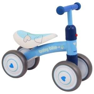 Baby Mix Baby Kismotor - Szív #kék 31438916 Bébitaxi, kismotor