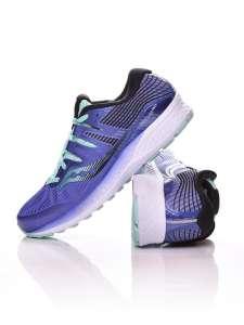 Saucony Ride Iso női Futócipő #kék-lila 31439045 Női sportcipő