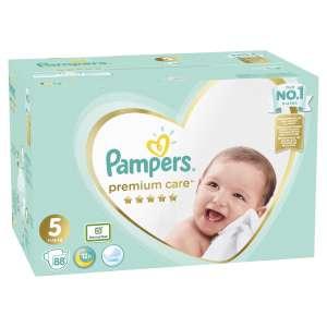 Pampers Premium Care Mega Box havi Pelenkacsomag 11-16kg Junior 5 (88db)