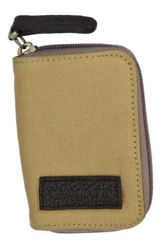 Gant barna kulcstartó tárca